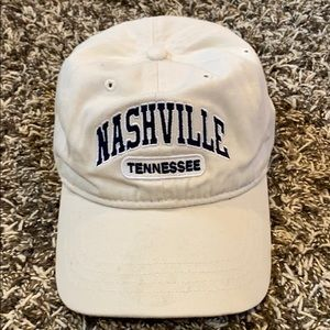 Nashville Tennessee Tan Hat
